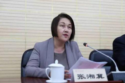中共国家民委党组任命张京泽为中央民族大学党委书记